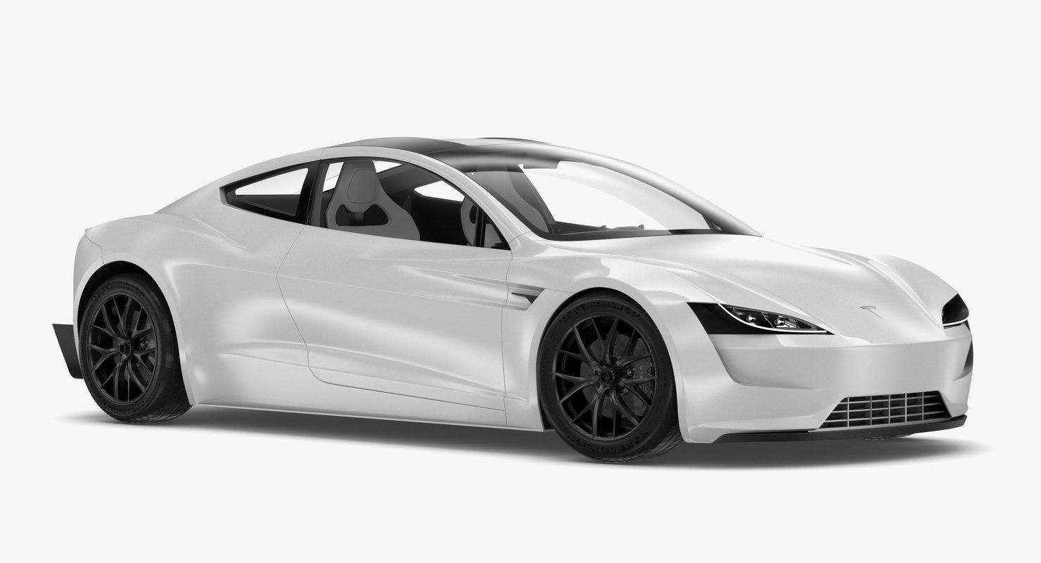 auto car coupe 3D model