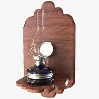 Oil Lamp 02