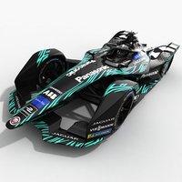 3D model formula e season