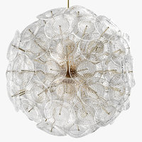 cornelio cappellini richmond chandelier 3D model