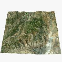 3D san jacinto peak