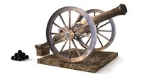 ramadan cannon model
