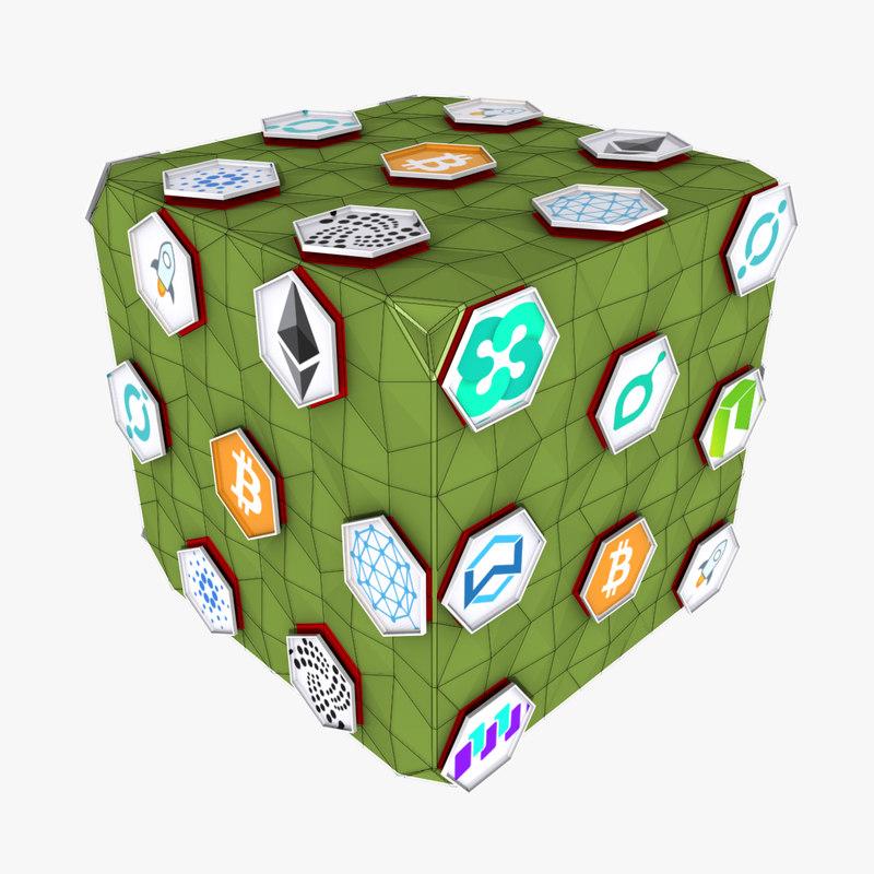 3D atomic blockchain