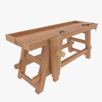 3D workbench moravian
