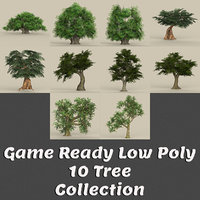 Game Ready 10 Tree Collection
