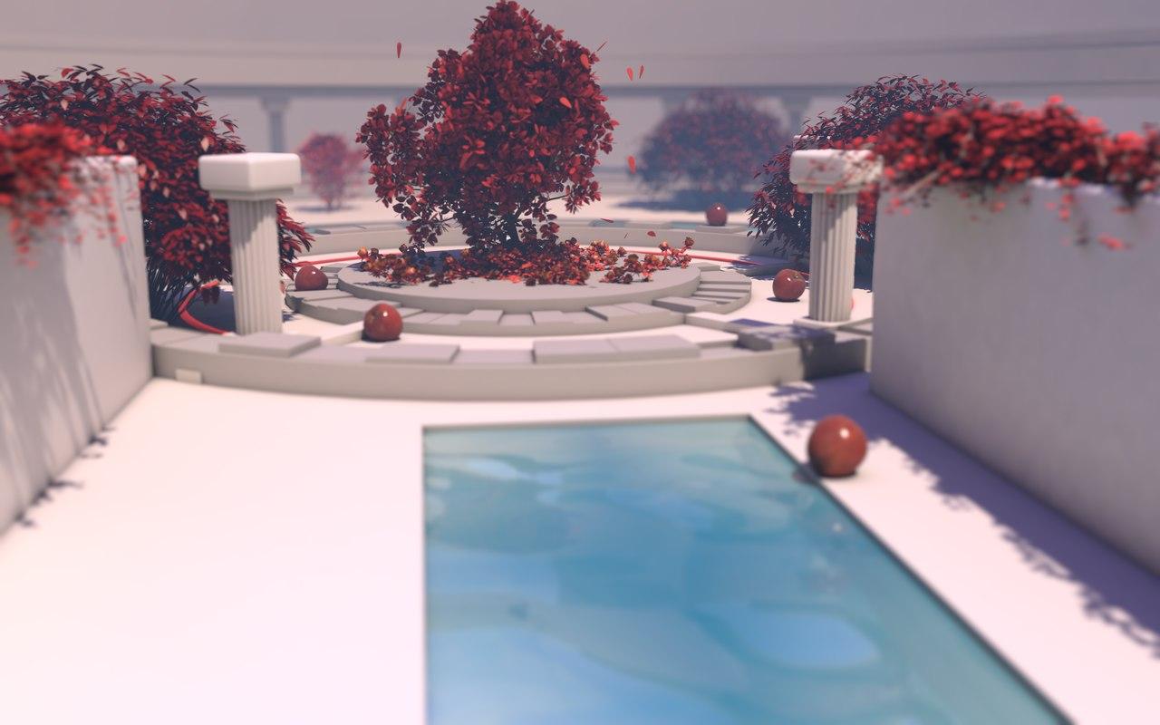 garden 3D
