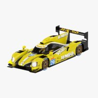 Racing Team Nederland's Dallara P217-Gibson