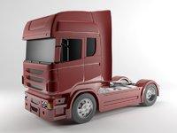 truck vehicle 3D