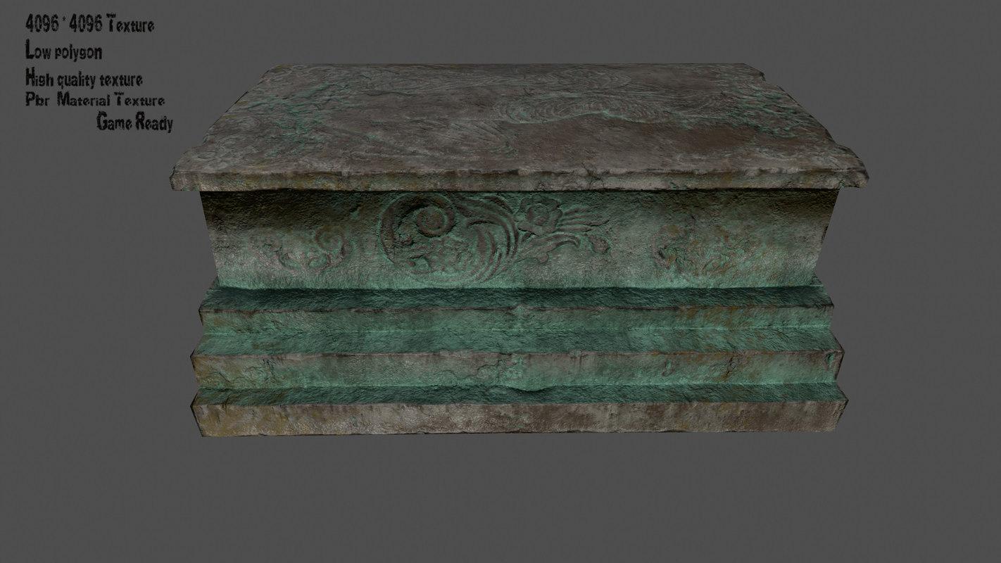 3D tomb