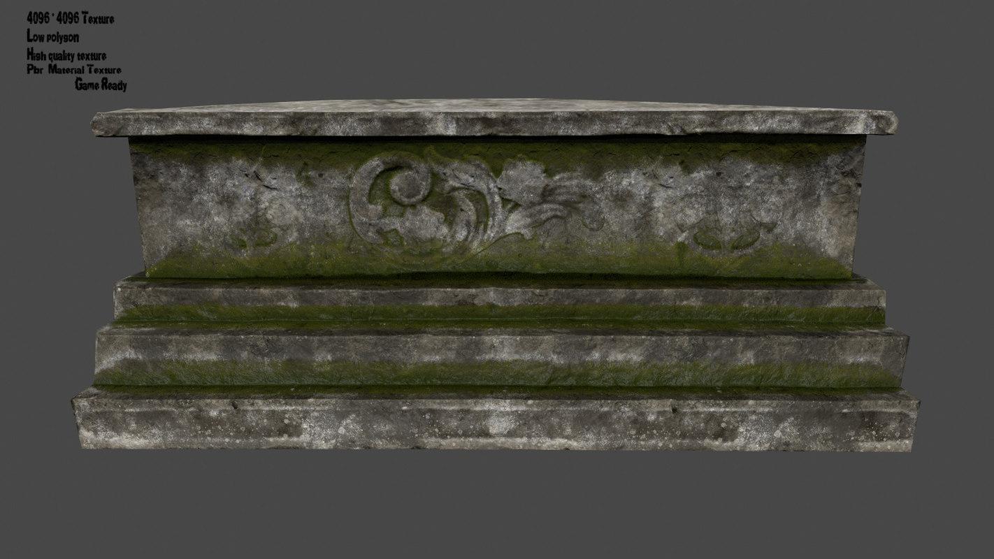 3D tomb 2