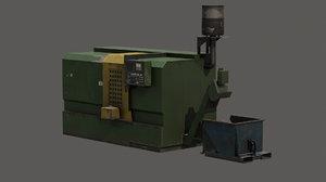 3D prop pbr model
