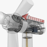 Wind Turbine Inside