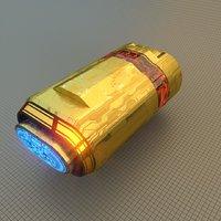 spaceship drive 3D