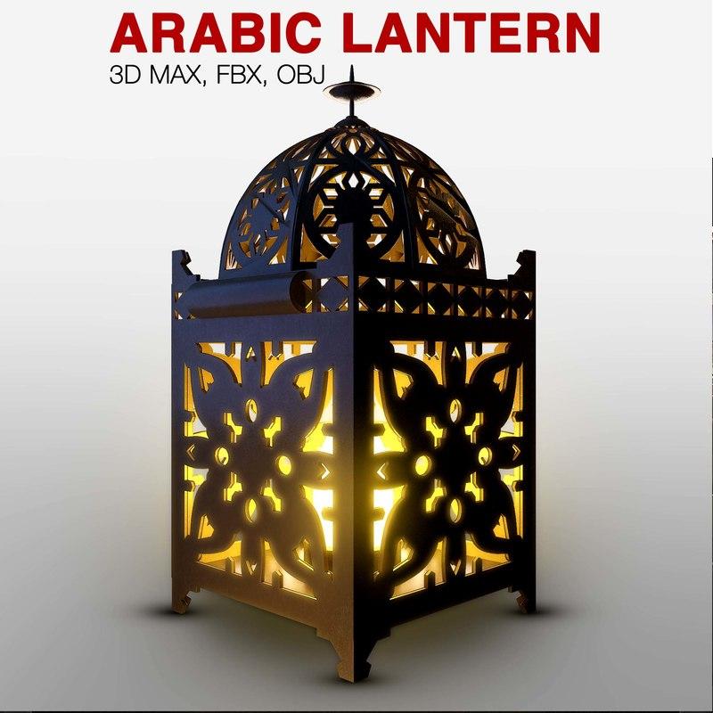 light arabic 3D model