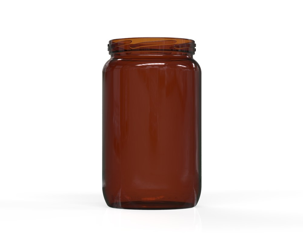 glass jar 14 model