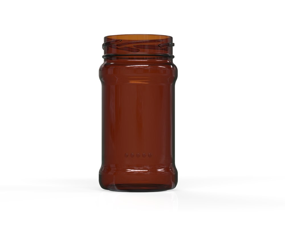 glass jar 16 model