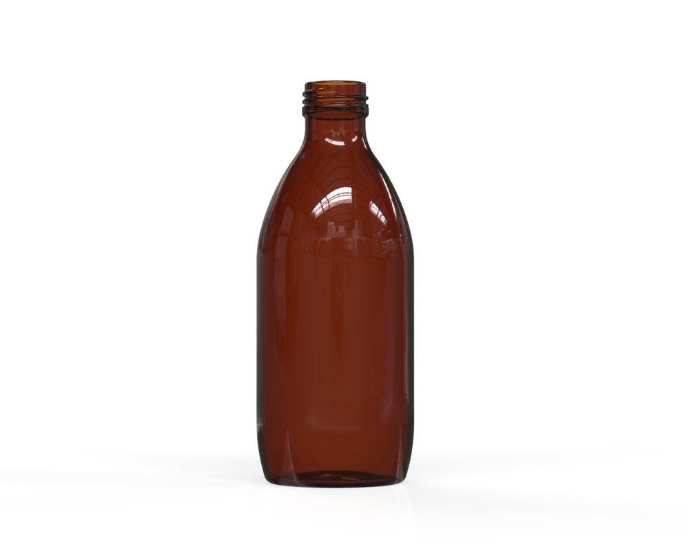 glass bottle 31 3D