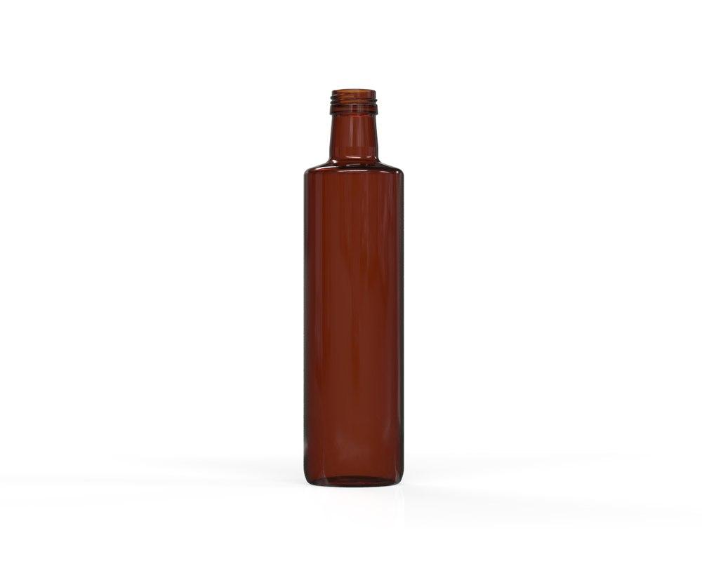 glass bottle 34 3D model