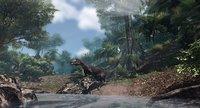 Deinonychus Jurassic Dinosaur