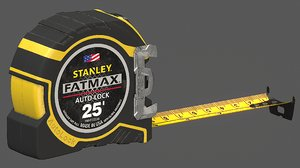 measuring tape 3D model