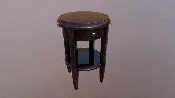 table ikea 3D model