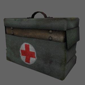 military aid kit model