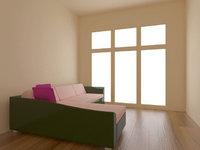 interior design for /apartment interior/living room