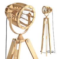cord lamp 3D model