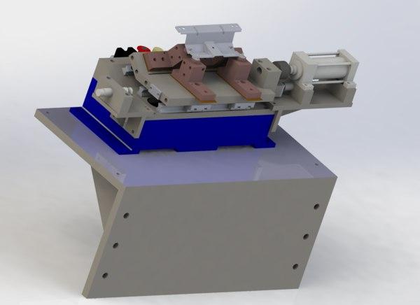 3D angle fixture platform