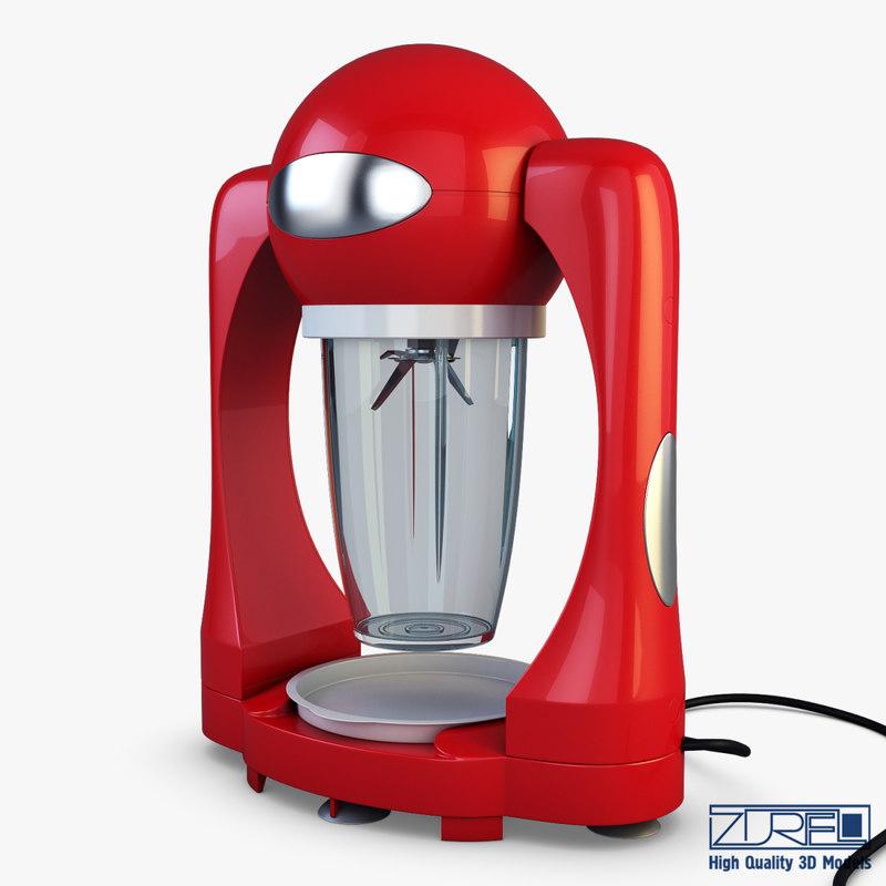 3D smoothie maker v 1