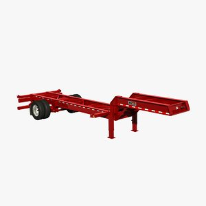 container chassis model