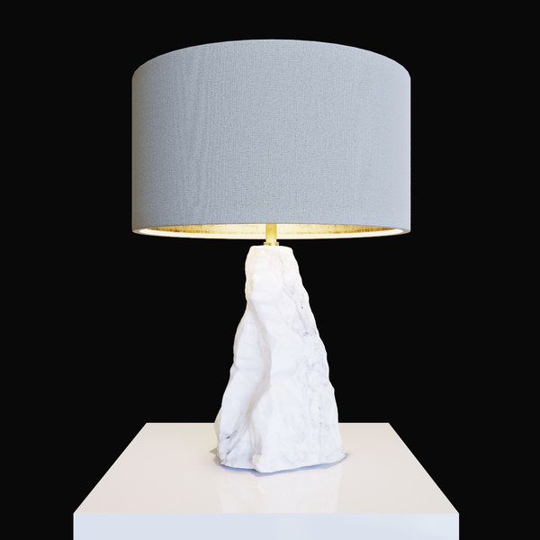 3D pico table lamp