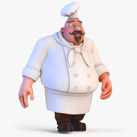 Chef Animated