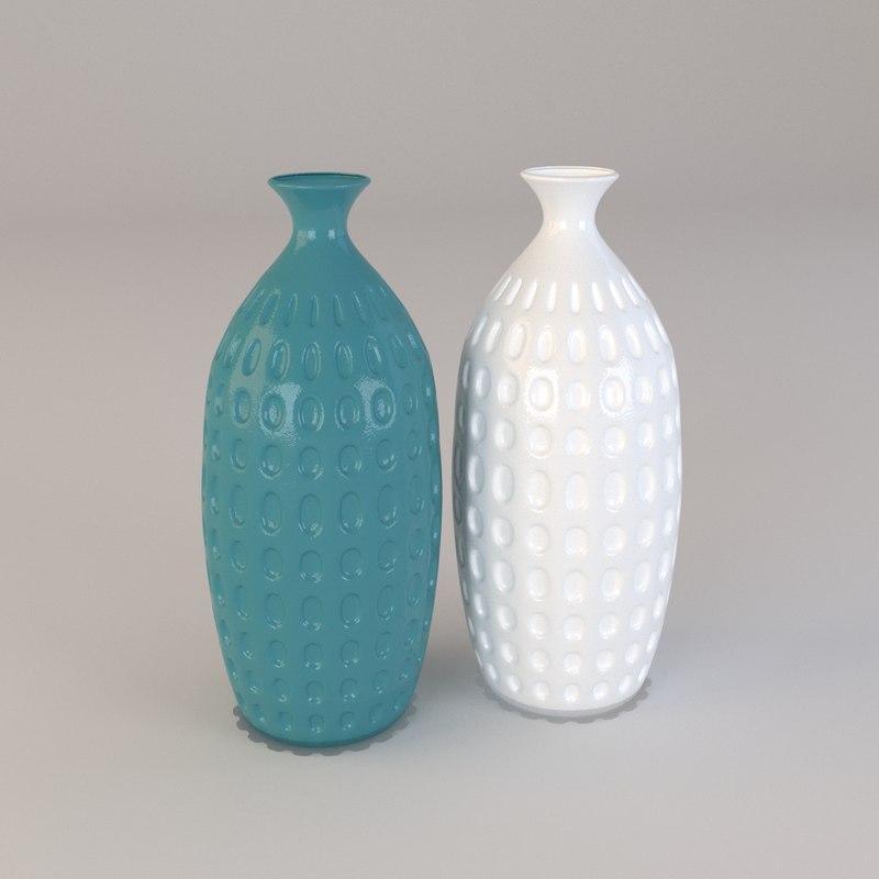 3D kit vases
