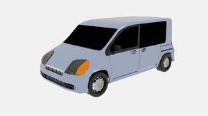 honda mobilio generation model