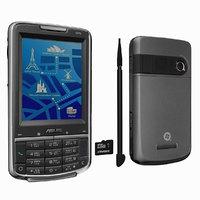 mobile phone asus p526 3D model
