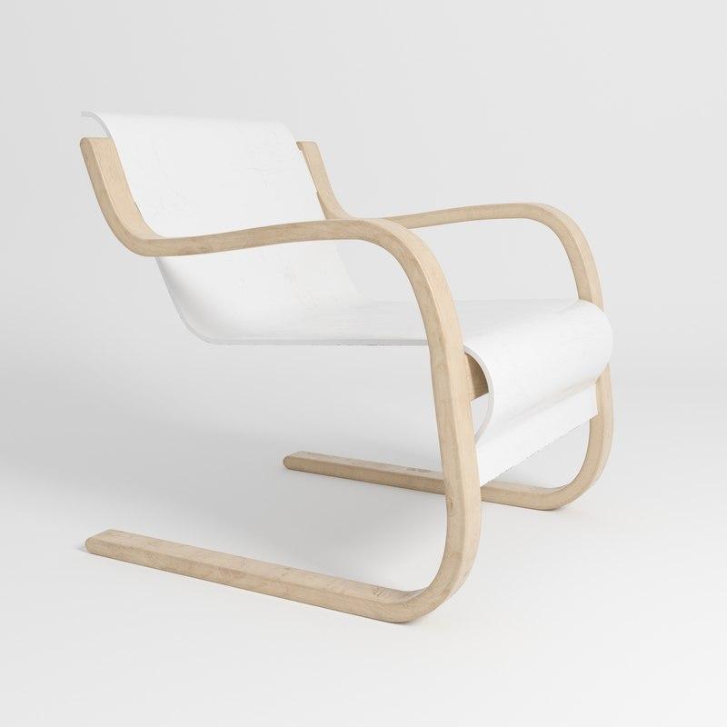 chair 42 alvar aalto model