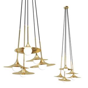 ss-5 disc pendant lamps 3D model
