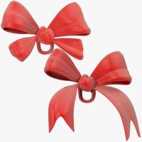 bows 3D model