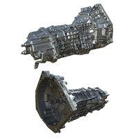 3D car transmission