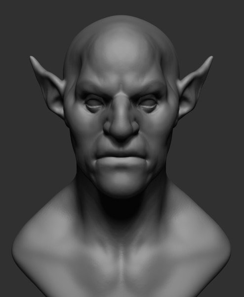 Free ZBrush Models - Download ztl Files | TurboSquid