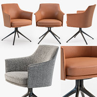 Poliform Stanford Bridge chair
