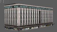 3D buildings london