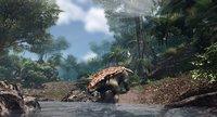 Edmontonia Jurassic Dinosaur VR / AR / low-poly 3D model