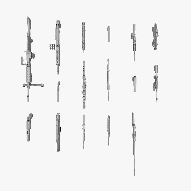 3D gun 16 product