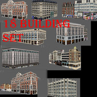 london building sets