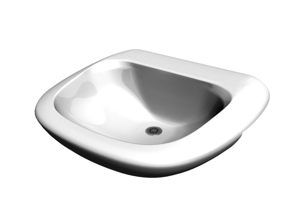 3D basin