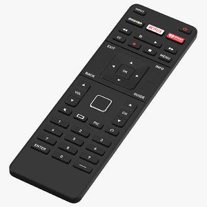 generic remote control model