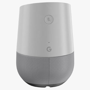 google home newest gen model