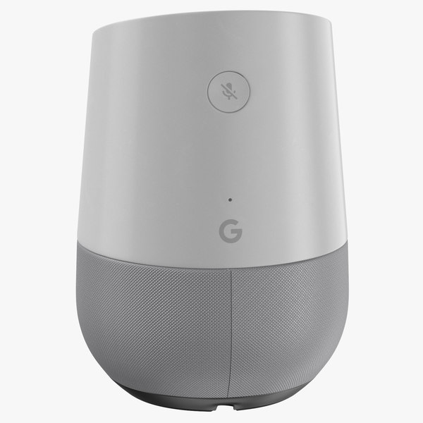 google home newest gen model